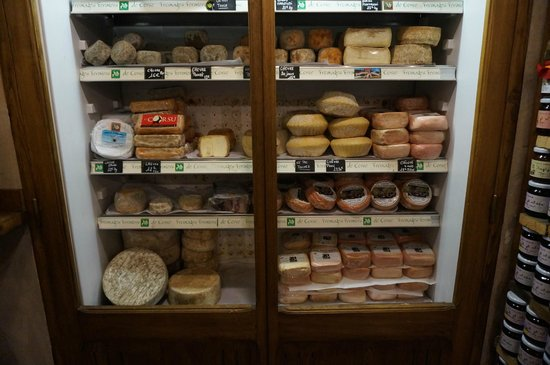 Tempi-Fa : les fromages