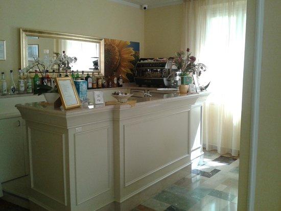 Hotel Plaza: Angolo Bar