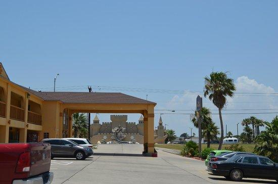 Best Western Padre Island: Hotel entrance