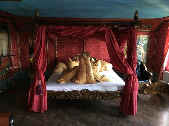 Zeit & Traum Hotel: Château d'Amour