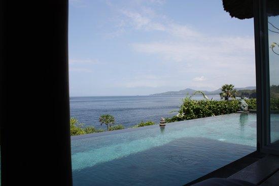 Shunyata Villas Bali: Ausblick