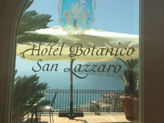 Hotel Botanico San Lazzaro: front lobby