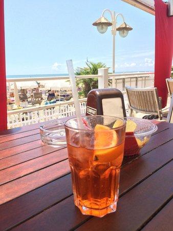 Capannina Beach: Spritz