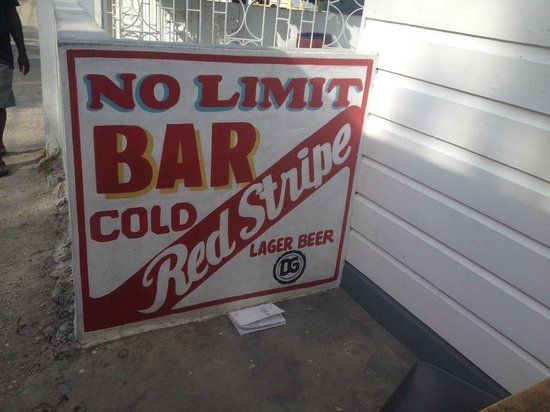 No Limits Bar : AWESOME bar