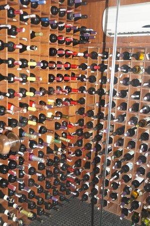 Casa d'Italia: vinhos a escolher