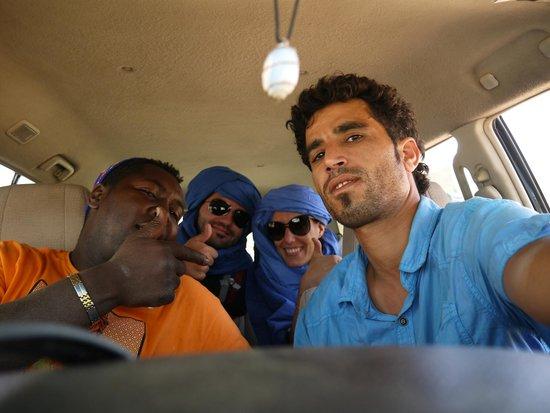 """Adventure Morocco Tours: Ali, """"Baghera"""" e noi...giornata unica!"""