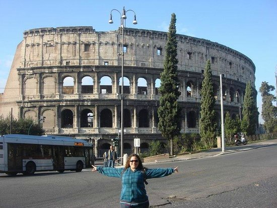 Rome Coliseum Guided Tours : FINALLY HERE!