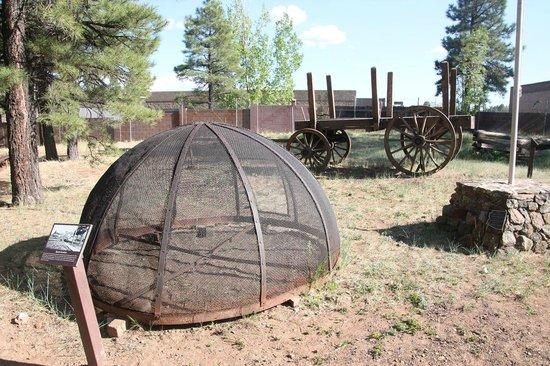 Riordan Mansion State Historic Park: Some pre-industrial kit
