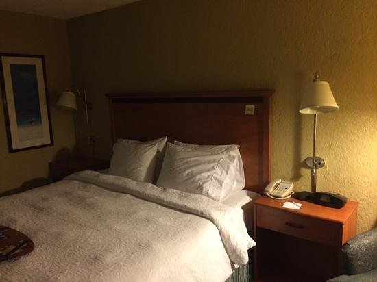 Hampton Inn Clearwater Central : Standard Hampton interior furniture