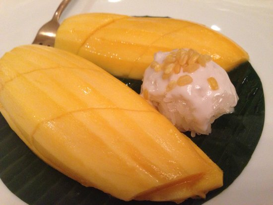 Thanying : Mango sticky rice