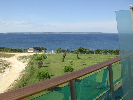 Falkensteiner Hotel & Spa Iadera: Blick aus dem Zimmer