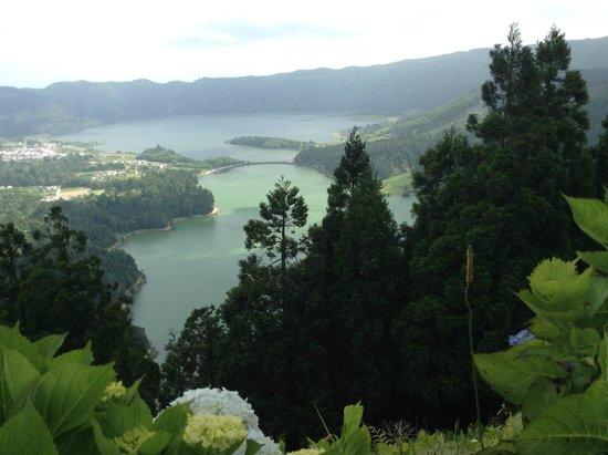 Greenzone Azores: Magnífica Lagoa das 7 Cidades