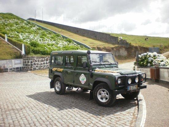 Greenzone Azores : Jipe Greenzone