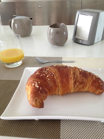 iRooms Rome Forum & Colosseum : our breakfast