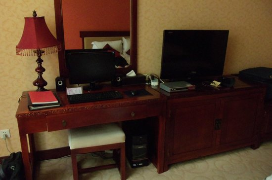 Royal Hotel: Room