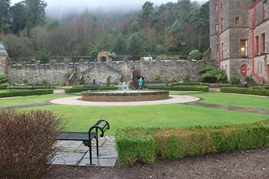 Cat garden Picture of Belfast Castle Belfast TripAdvisor