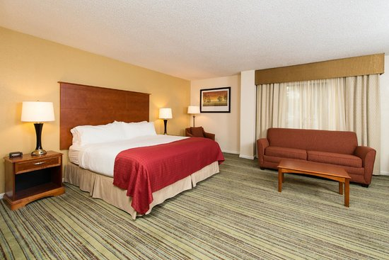 Holiday Inn Wilmington: King Guest Room