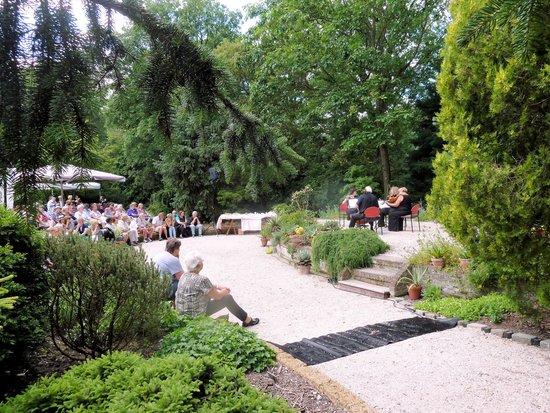 Arboretum Trompenburg: Klassiek op Zuid