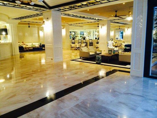 H10 Delfin: Hotel lobby