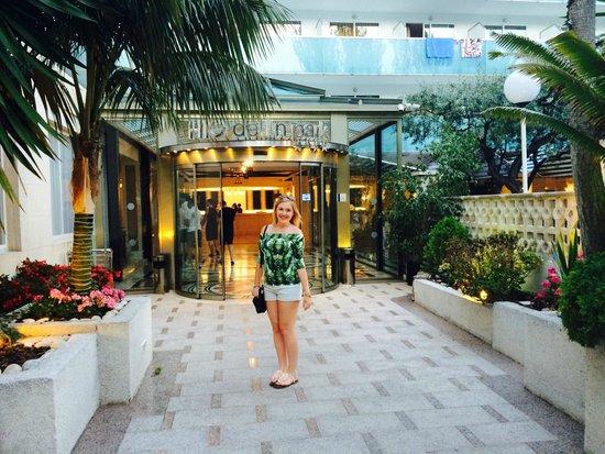 H10 Delfin: Hotel front