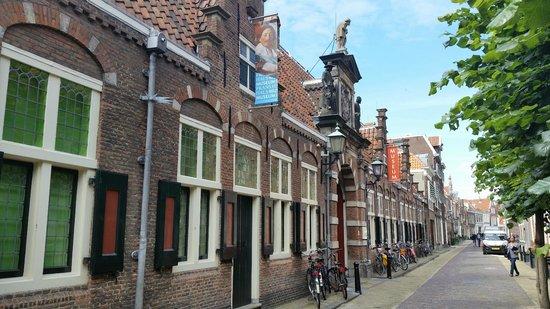 Frans Hals Museum: Entrance
