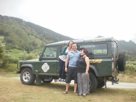 Greenzone Azores: Greenzone Jeep Tours