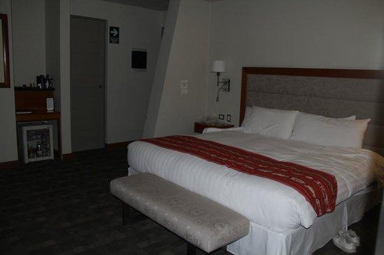 Aranwa Sacred Valley Hotel & Wellness: Guest room