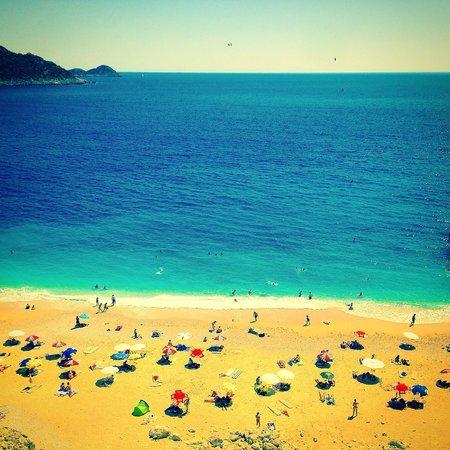 Kaputas Beach : Kaputaş