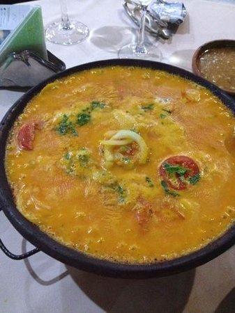 Fish In Coconut Stew Recipe — Dishmaps