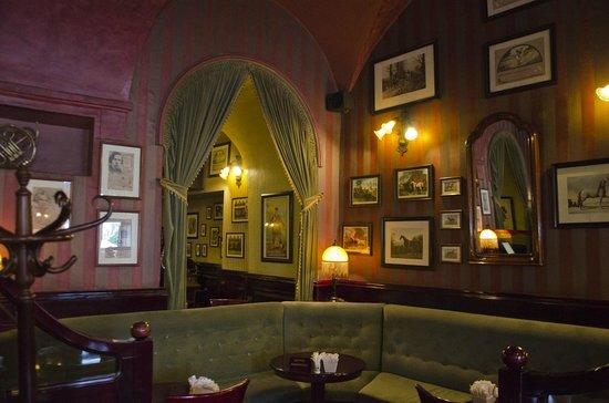 Europejska Café, la prima stanza