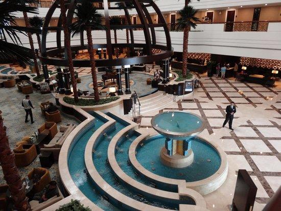 Roda Al Bustan : Hotel Foyer