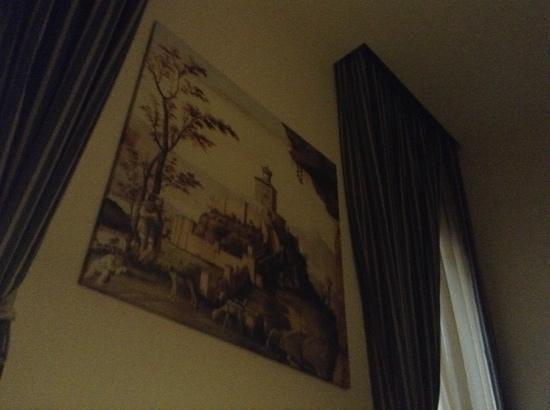 Hotel Dei Dragomanni : la camera