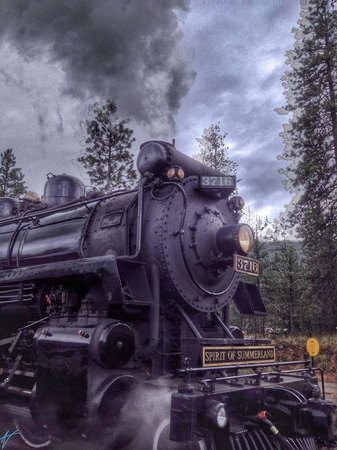 Kettle Valley Steam Railway : Choo Choo!