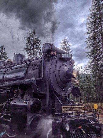 Kettle Valley Steam Railway: Choo Choo!
