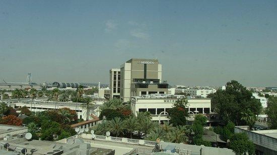 Al Bustan Rotana - Dubai: View from room