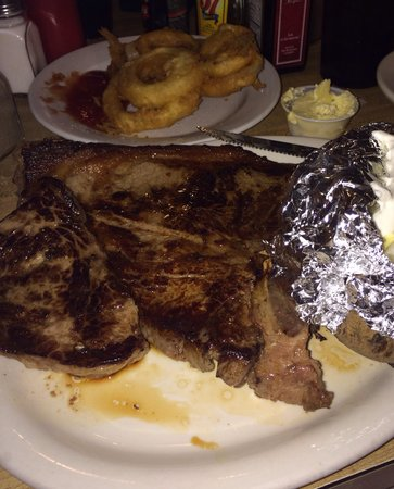 The Deer Lodge: Tbone