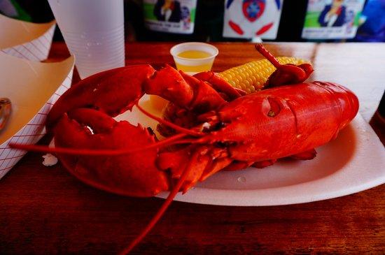 Coop de Ville Restaurant: Lobster Boil Tuesday