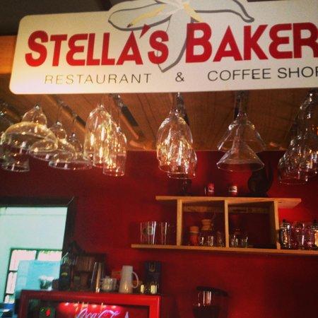 Stella's Bakery: The best bakery in Monteverde.