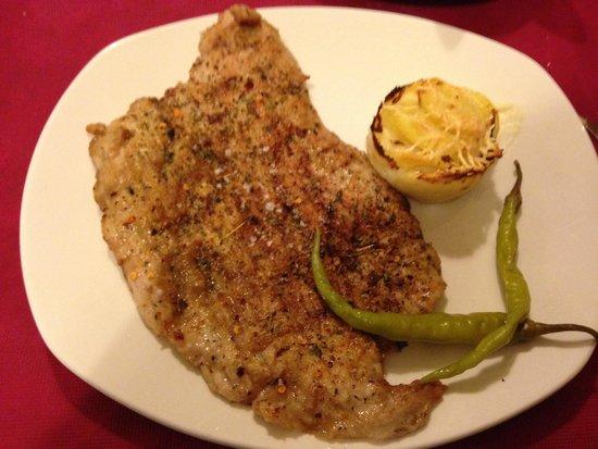 Rocca Grill Restaurant: Pork