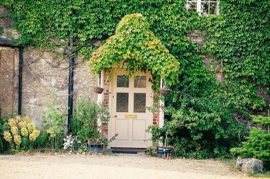 East Burton House: Front Door
