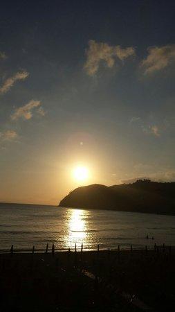 Levanto beach: Sunset - Levanto