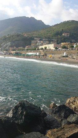 Levanto beach: Levato beach