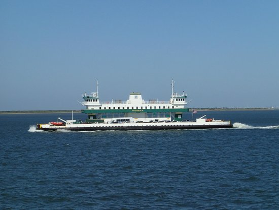 Galveston - Port Bolivar Ferry: M/S Ray Stoker Jr