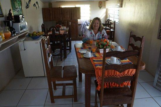 Pousada Solar do Trinta: café da manhã