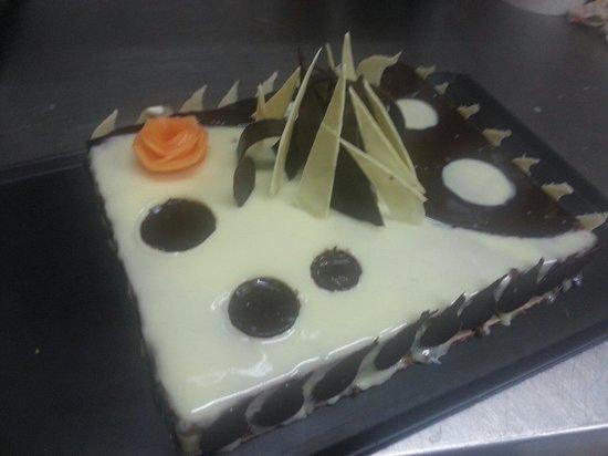L'Arsène : Gâteau d'anniversaire