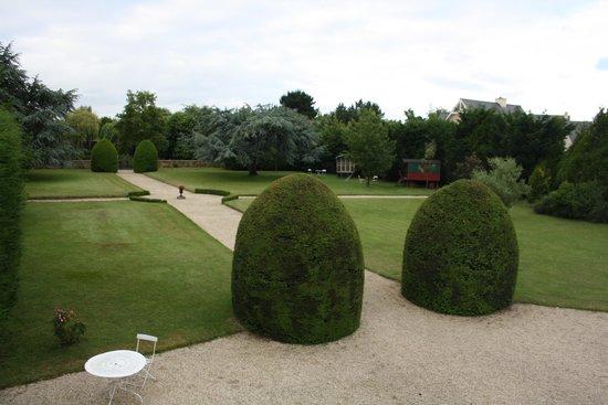 Manoir de la Baronnie: Le Parc