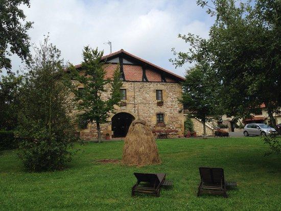 Casa Rural Jesuskoa: Jesuskoa, una casa 'especial'