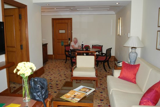 The Oberoi: Room 210  suite