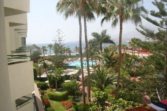 H10 Las Palmeras: view from room 253