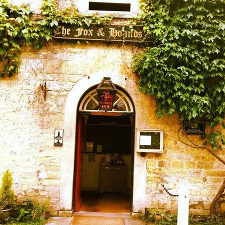 Fox & Hounds Restaurant Exton: Georgian at it's best